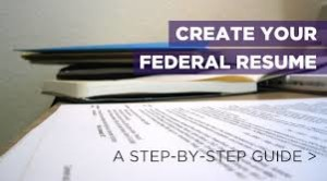 how to apply for a federal job