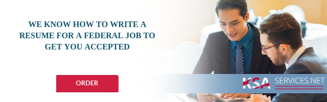 tips on how to write a resume for a federal job