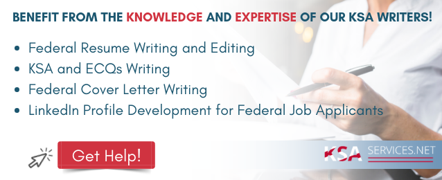 the best federal ksa writing services 2019